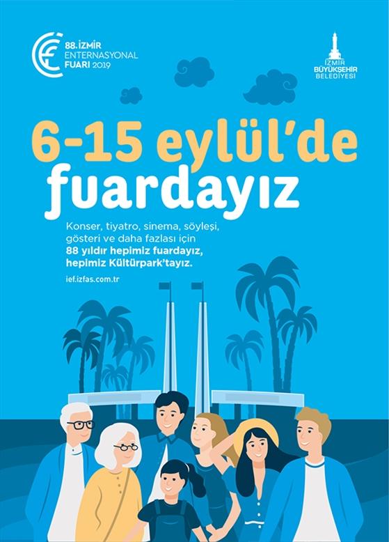 88 Izmir Enternasyonal Fuari