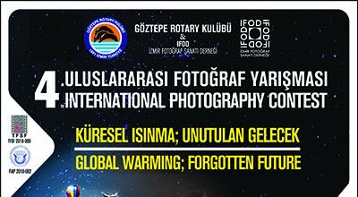 4. Uluslararası Fotoğraf Yarışması Küresel Isınma Unutulan Gelecek