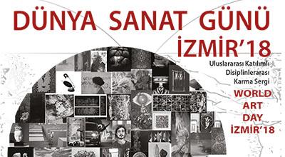 Dünya Sanat Günü İzmir 2018