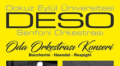 Dokuz Eylül Üniversitesi Senfoni Orkestrası