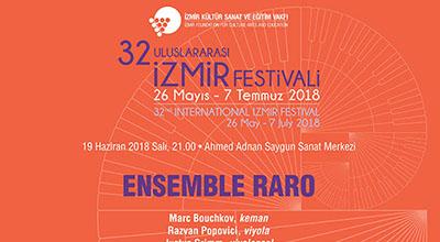 İKSEV 32. Uluslararası İzmir Festivali