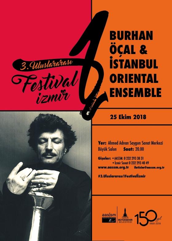 Burhan Öçal & İstanbul Oriental Ensemble