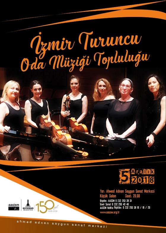 İzmir Turuncu Oda Müziği Topluluğu