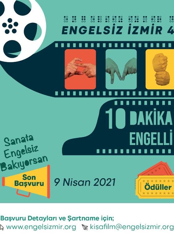 Engelsiz İzmir 4.Ulusal Kısa Film Yarışması