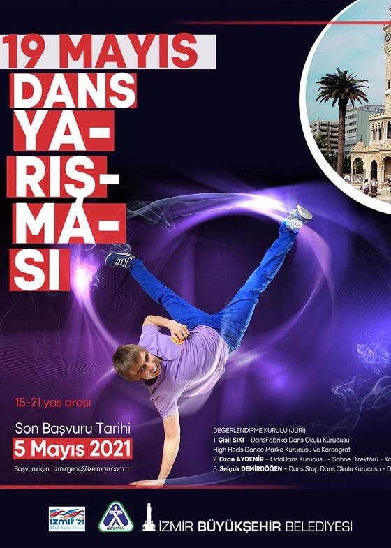 19 Mayıs Dans Yarışması