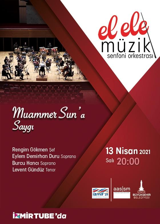 Muammer Sun a Saygı Konseri
