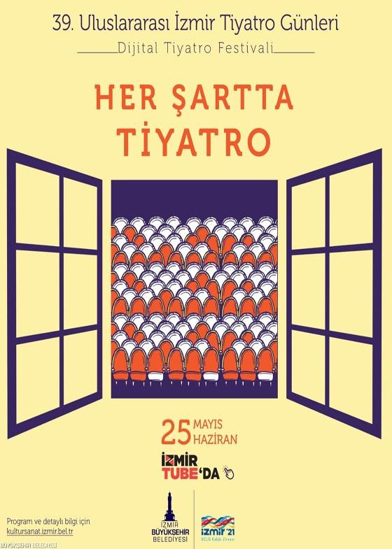 39. Uluslararası İzmir Tiyatro Günleri 2021