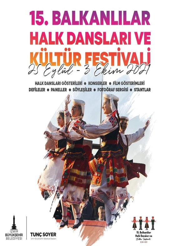 15. Balkanlılar Halk Dansları ve Kültür Festivali  - Panel