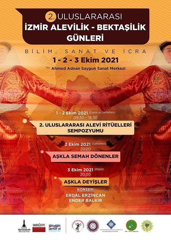 Uluslararası İzmir Alevilik-Bektaşilik Günleri