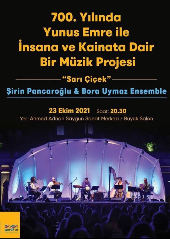 Şirin PANCAROĞLU - Bora UYMAZ Ensemble Konseri