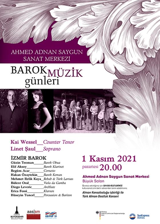 Barok Müzik Günleri  İzmir Barok