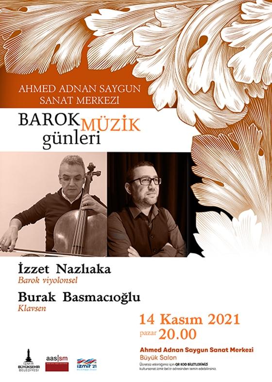 Barok Müzik Günleri  14 Kasım