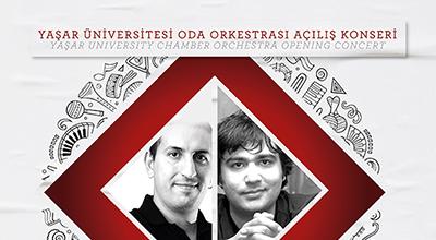 Yaşar Üniversitesi Oda Orkestrası Açılış Konseri