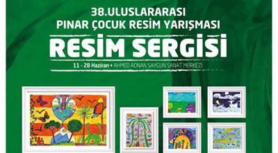 Uluslararası Pınar Çocuk Resim Yarışması